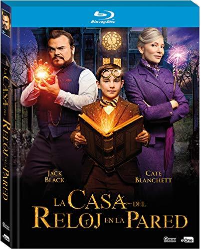 La Casa Del Reloj En La Pared (Digibook) Blu-Ray Blu-ray