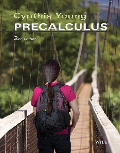 Precalculus 2nd Edition