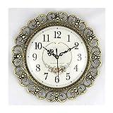 OYY Manufacture Relojes de Pared Reloj Europeo Moderno Pasto
