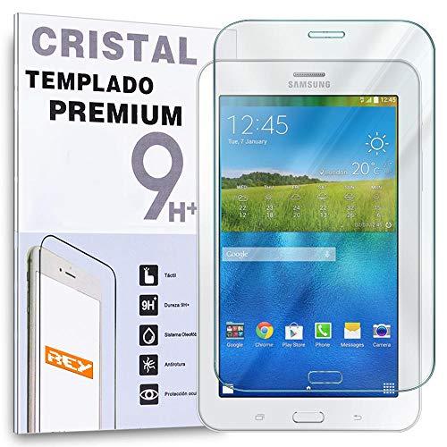 REY Protector de Pantalla para Samsung Galaxy Tab 3 Lite 7