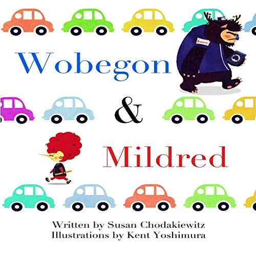 Wobegon and Mildred  By  cover art