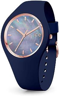 Ice-Watch - ICE pearl Twilight - Montre bleue pour femme avec bracelet en silicone