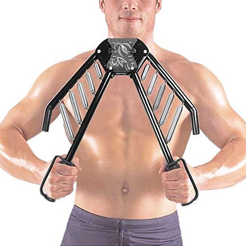 LPWORD 4 In1 Arm Oefeningen Twister Borst Terug Expander Verstelbare Kracht Trainer Trek Trein Oefening Arm Spieren Verbranden Calorieën 30-60KG