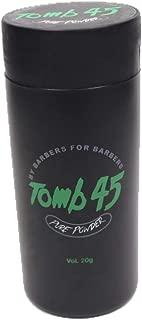 Tomb45 Pure Powder for Volumizing,Texturizing, No Shine Hairstyle