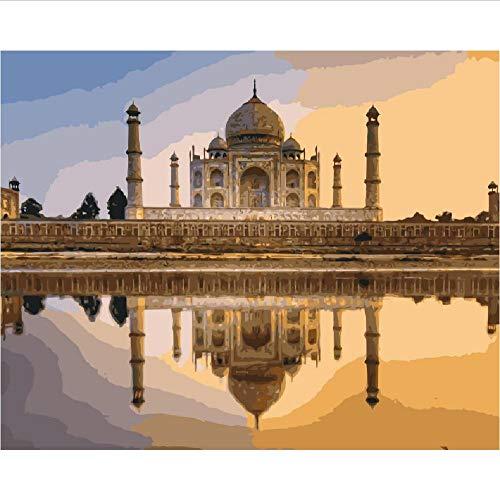Puzzles  Elefante En El Taj Mahal
