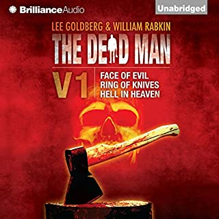 The Dead Man Vol 1 audiobook cover art