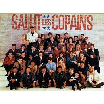 Salut Les Copains (coffret 40 CD)