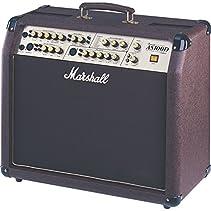 Marshall AS-100 D Soloist - 4 Kanal Digital Effektsektion