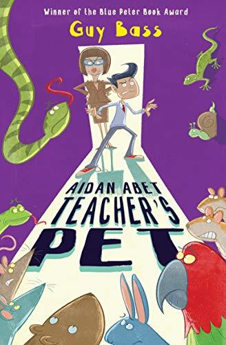 Aidan Abet, Teacher's Pet (English Edition)