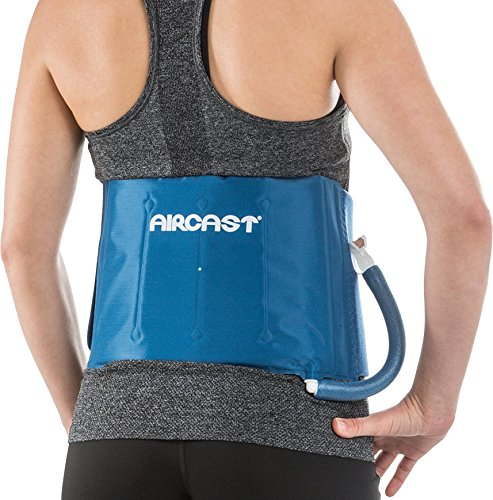 DonJoy Aircast Cryo/Cuff Cold Therapy: Back/Hip/Rib Cryo/Cuff, One Size Fits Most