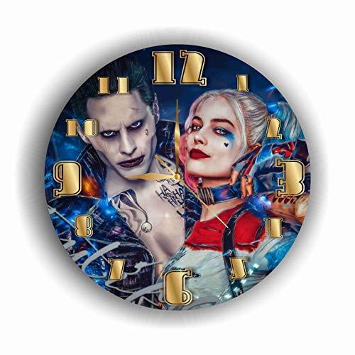 51uU4Hbo1DL Harley Quinn Clocks