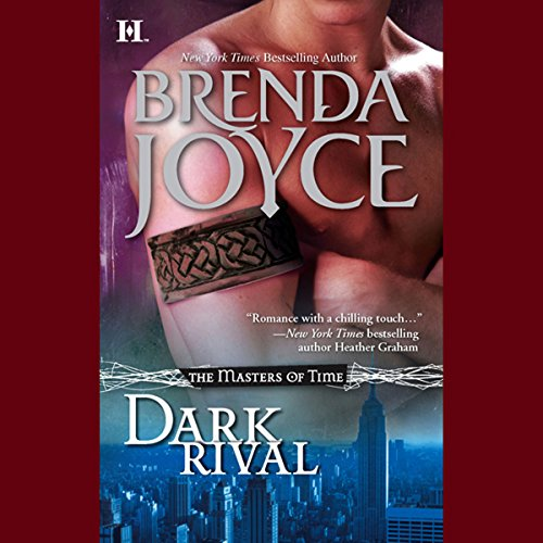 Dark Rival  audiobook cover art
