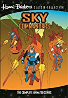 SKY COMMANDERS COMPLETE ANIMATED SERIES (1986)