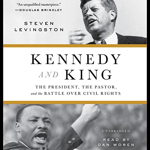 Kennedy and King audiobook cover art