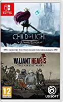 Child of Light - Ultimate Edition + Valiant Hearts The great War - Double Pack (Nintendo Switch) (輸入版)