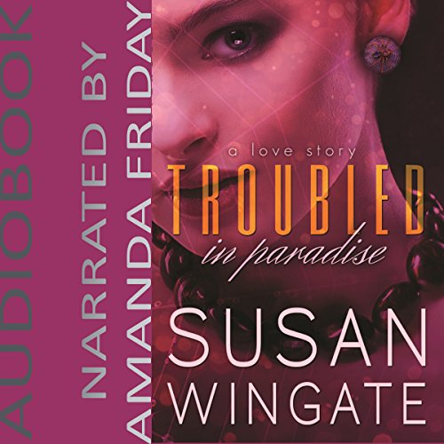 Troubled in Paradise audiobook cover art