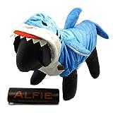 Alfie Pet - Bruce Shark Costume - Size: Medium