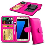 N4U Online® ZTE Blade L3 PU Leather Clip Wallet Case Cover