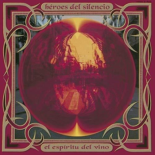 Héroes Del Silencio - El Espíritu Del Vino (2 Lp + Cd) [Vinilo]