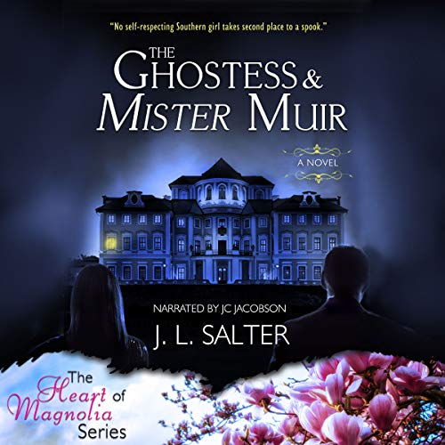 The Ghostess & Mister Muir  audiobook cover art