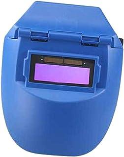 Shiwaki Careta Soldar Automatica Solar de Medio Casco, a