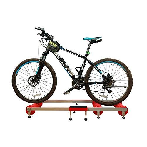 Elitte Entrenador para Bicicleta en Interior - Simulador de Bicicleta para Ejercicio...