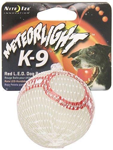 Nite Ize Meteorlight Balle avec LED rouge