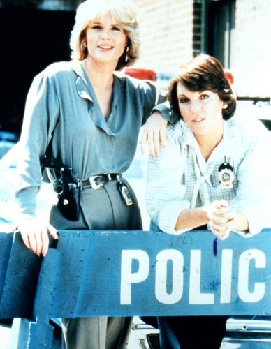 Sharon Gless Tyne Daly Cagney and Lacey 8x10 glossy Photo #E6487