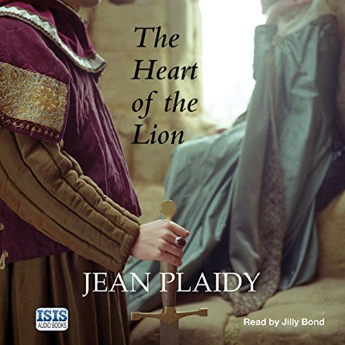 The Heart of the Lion audiobook cover art