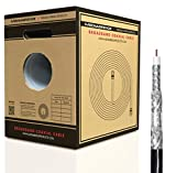 Mediabridge Coaxial Cable - RG6 Quad-Shielded - UL CL2 Rated for...