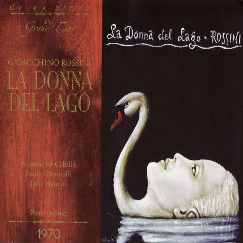 La Donna Del Lago: Act One: Crudele sospetto, che m'agiti il petto