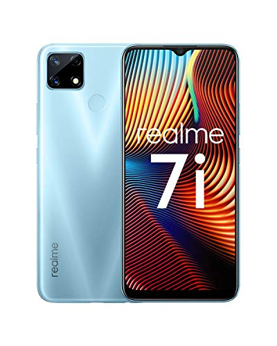 realme - 7i 4GB+64GB, Color Azul