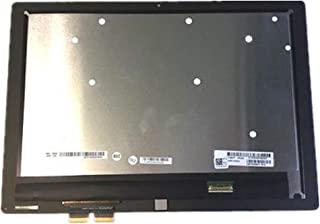 """12.0"""" FHD 1920x1080 IPS LCD Panel Replacement LED Screen Display with Touch Digitizer and Bezel Frame Assembly for HP Spectre X2 Detachable 12-a001TU 12-a002TU P/N: 830345-001"""