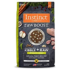 Instinct Raw Dog Food