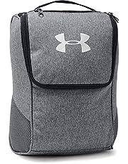 Under Armour UA Shoe Bag Bolsa De Zapatos, Bolsa De Deporte Hombre Gris (Graphite Medium Heather/Graphite/Silver 041) Talla única