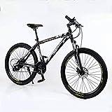 CHHD Bicicleta de montaña para Adultos y jóvenes, Biciclet