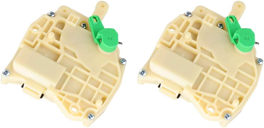 Spring new work one after another Door Lock Actuator Motor Max 89% OFF Front Rear Right for Compatible Ac with