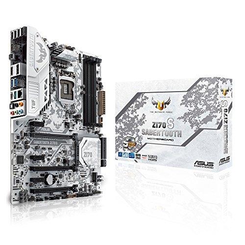 ASUS TUF Motherboard ATX DDR4 2667 LGA 1151 Sabertooth...