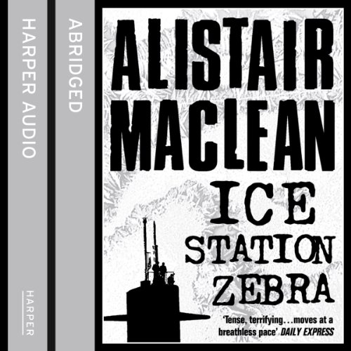 Ice Station Zebra cover art