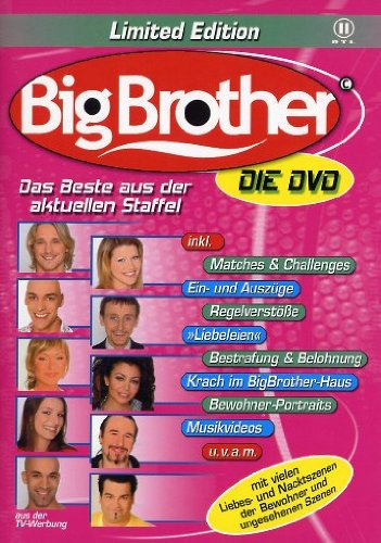 Big Brother - Die DVD [Limited Edition]