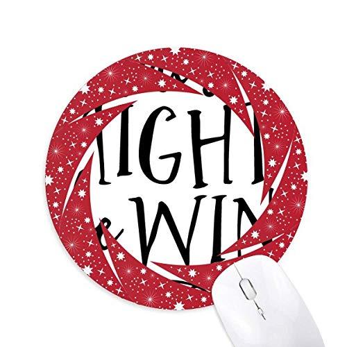 Dies könnte Wein Lace Design Rad Maus Pad Round Red Rubber