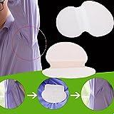 300Pcs (150Pairs) Underarm Armpit Sweat Perspiration Pads,Antiperspirant Disposable Sweat Pad Clothing Armpit Care Absorbing Unisex Shield