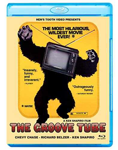 The Groove Tube [Blu-ray]