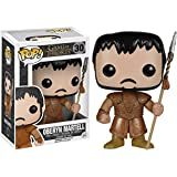Gogowin Pop Television : Game of Thrones - Oberyn Martell with Rhaegal 3.75inch Vinyl Gift for Fanta...