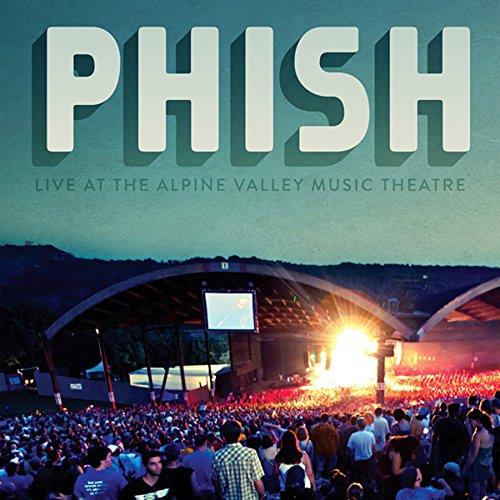 Phish Alpine Valley 2010 [DVD]