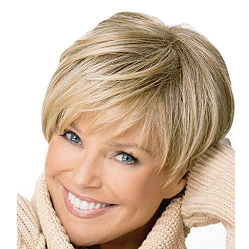 kurzhaarfrisur blond damen