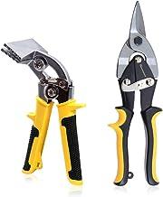 ZHTY Selladoras manuales Herramientas de Hoja de Metal Mandíbula Recta 3 Pulgadas Herramienta Manual de dobladora de Metal Pinzas de selladora de Mano Recta Alicates Plegables multifunción