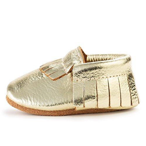 Baby Deer 5162 Conner Saddle Shoe (Toddler),White/Navy,6 M US Toddler