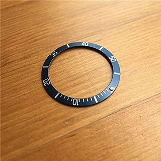 Pukido Luminous Aluminum watch bezel insert loop for Tudor Heritage Black Bay Bronze automatic watch parts tools - (Color: Blue)