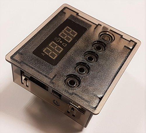 Echte SMEG Robertshaw Oven Cooker Digitale Timer Klok 5 Knop 816291317